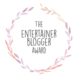 Image result for entertainer blogger award